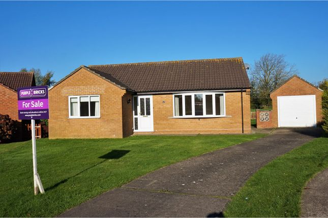 2 bed detached bungalow for sale in Bartholomew Close, Bardney, Lincoln
