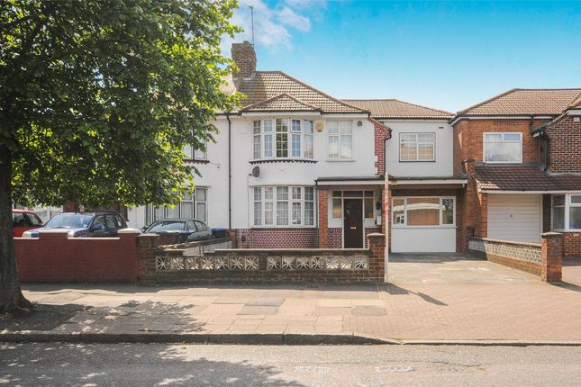 4 bed semi-detached house for sale in Church Lane, Kingsbury