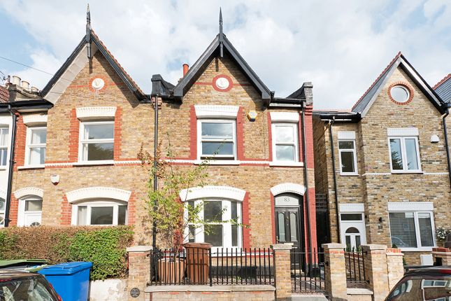 Thumbnail End terrace house for sale in Stuart Road, Nunhead