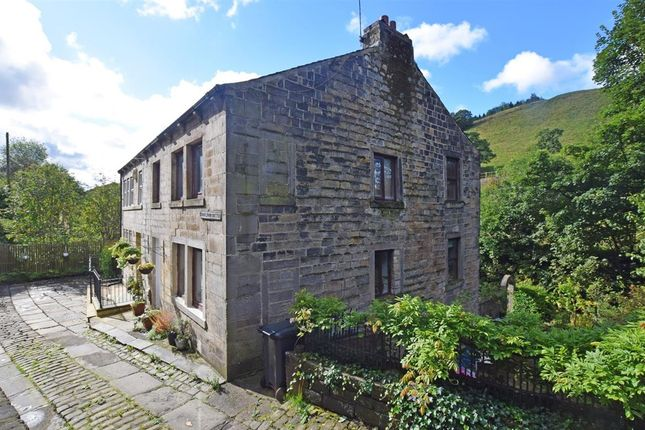 Thumbnail Semi-detached house for sale in Knowlwood Bottom, Todmorden