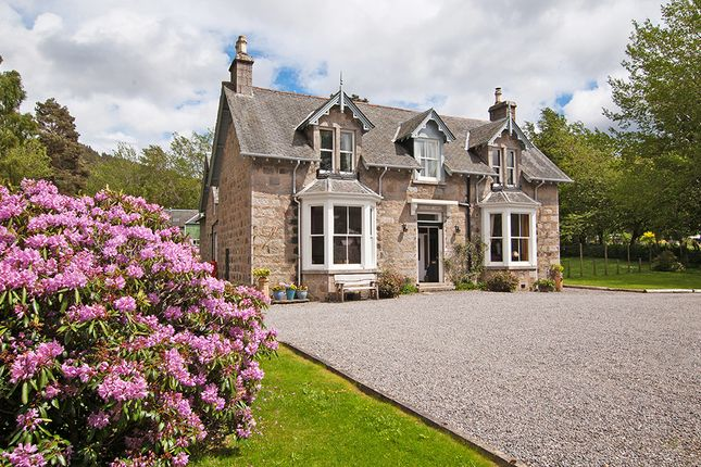 Thumbnail Detached house for sale in Callater Lodge, 9 Glenshee Road, Braemar