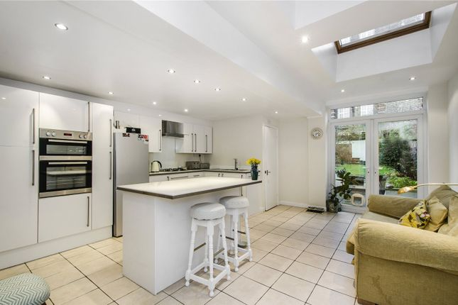 Thumbnail Terraced house for sale in Hannington Road, Clapham, London