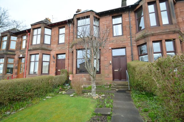 Thumbnail Terraced house for sale in 186 Glasgow Road, Garrowhill, Glasgow