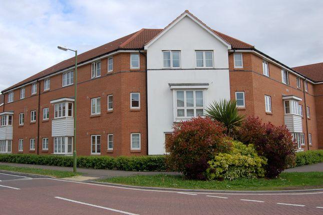 2 bed flat to rent in Layton Street, Welwyn Garden City AL7
