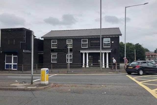 Thumbnail Retail premises to let in Fylde Road, Ashton-On-Ribble, Preston