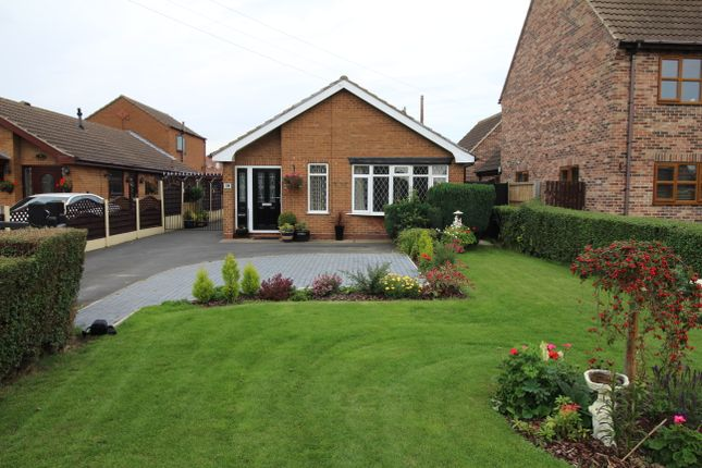 Thumbnail Detached bungalow for sale in Akeferry Road, Westwoodside