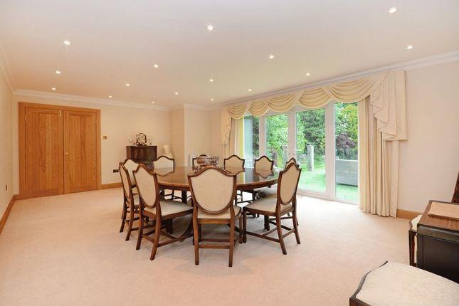 Dining Room of Rivendell, Derriman Glen, Ecclesall, Sheffield S11