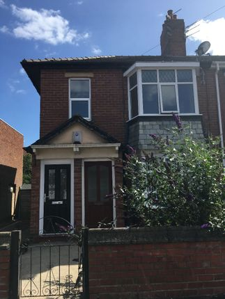 Thumbnail Flat to rent in Allendale Road, Blyth