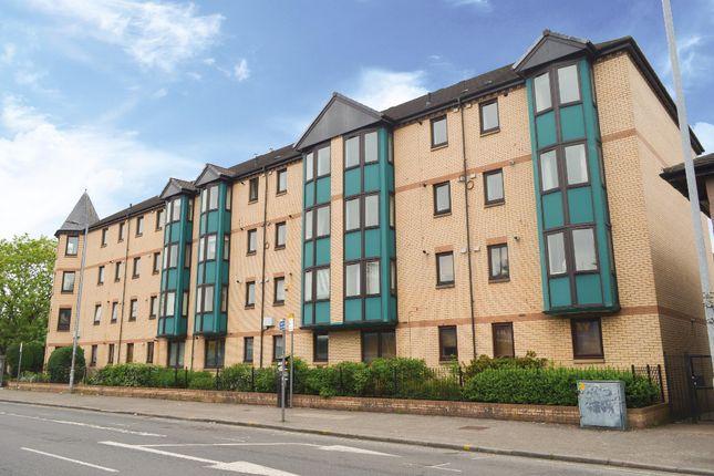 Thumbnail Flat for sale in Rutland Court, Govan, Glasgow