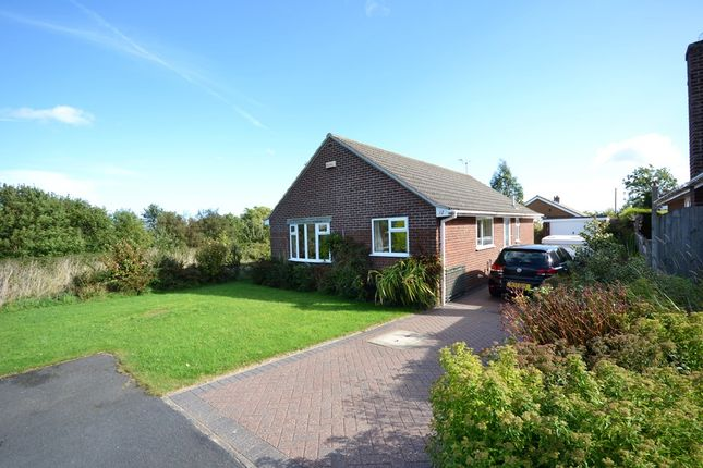 Thumbnail Detached bungalow for sale in Limestone Grove, Burniston, Scarborough