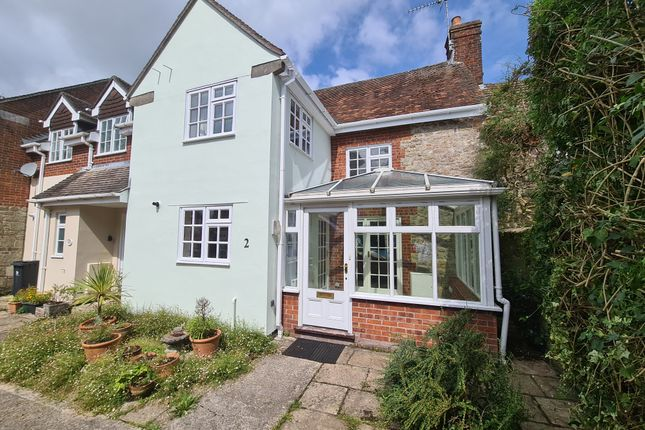 Thumbnail Cottage for sale in Angel Court, Shaftesbury