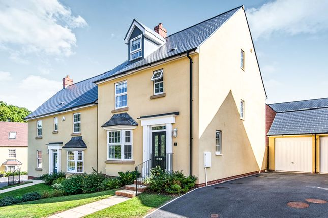 Thumbnail Detached house for sale in Sluggett Place, Exeter