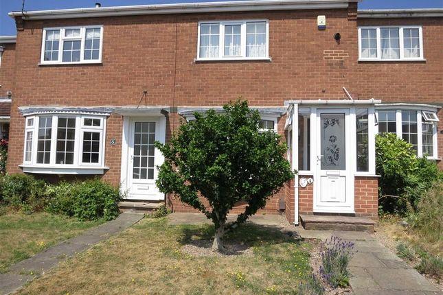 Thumbnail Town house to rent in Rosebank Drive, Arnold, Nottingham