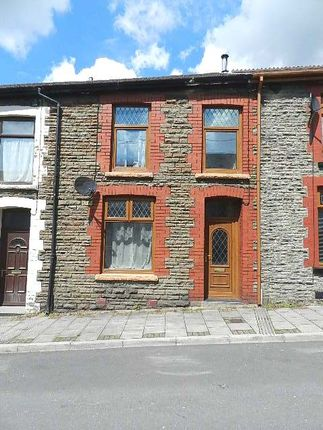 Thumbnail Terraced house to rent in Bronllwyn Road, Gelli
