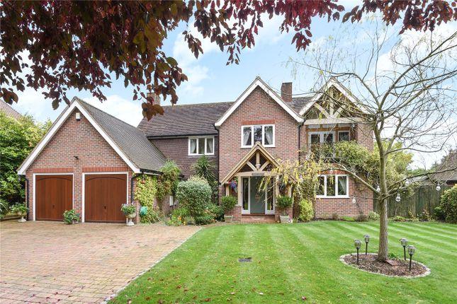 Thumbnail Detached house for sale in Gipsy Lane, Wokingham, Berkshire