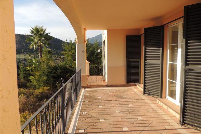 Second Terrace of Los Arqueros, Costa Del Sol, Andalusia, Spain