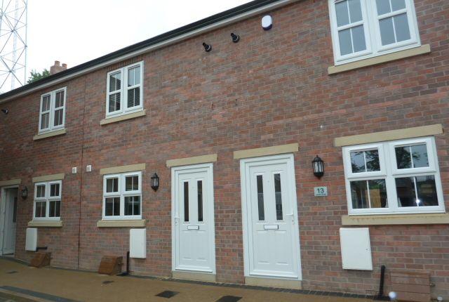 Thumbnail Terraced house for sale in Laurel Close, Carlisle