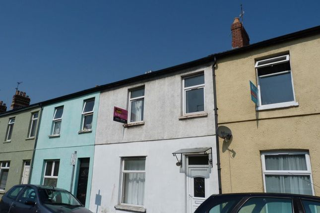 Thumbnail Property to rent in Elm Street, Roath, ( 4 Beds )