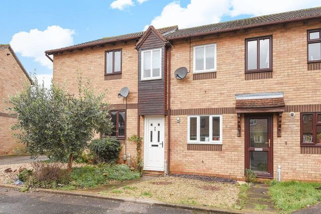 Thumbnail Terraced house to rent in Holly Close, Bicester
