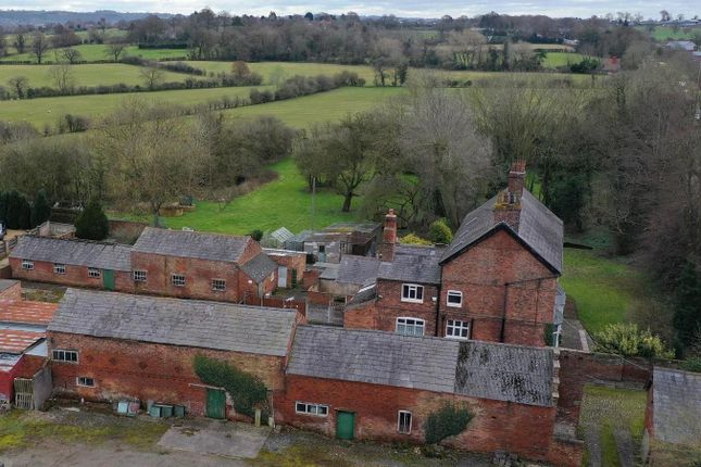 Thumbnail Detached house for sale in Holme Street, Tarvin, Chester