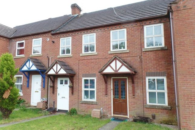Thumbnail Flat for sale in Fieldfare Way, Aqueduct, Telford