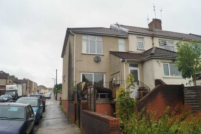 Thumbnail Flat to rent in Howard Avenue, St. George, Bristol