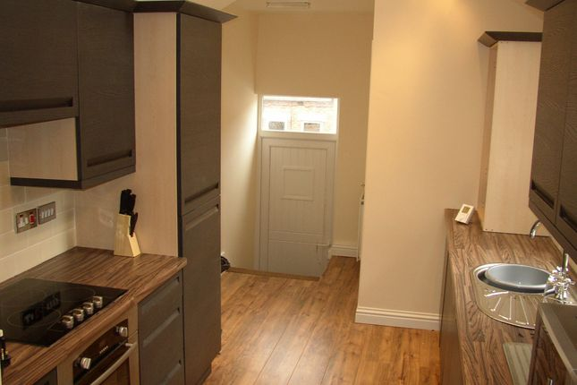 Thumbnail Maisonette to rent in Glenthorn Rd., Jesmond, Newcastle Upon Tyne