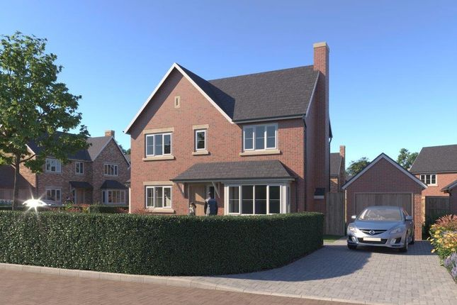 Thumbnail Detached house for sale in Ploy 9 Weston Fields, Morda, Oswestry