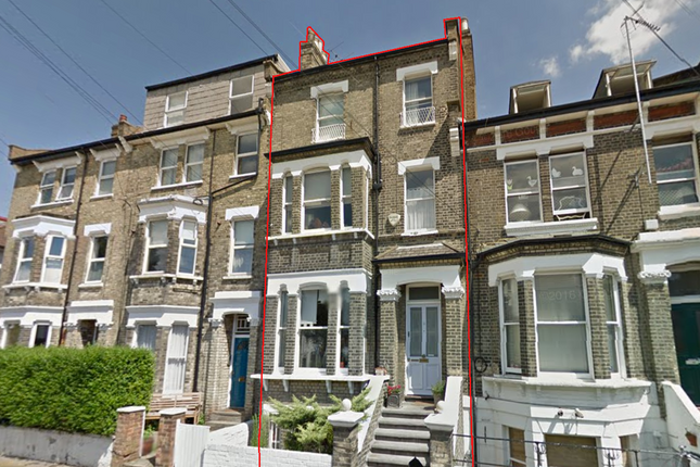 Thumbnail Land for sale in Allison Road, London