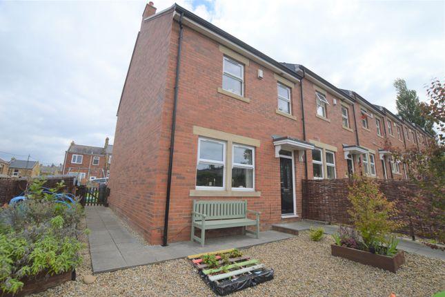 Thumbnail End terrace house for sale in Quarry Terrace, Blaydon-On-Tyne