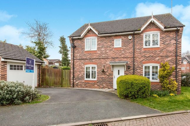 Thumbnail Semi-detached house to rent in Crompton Close, Congleton