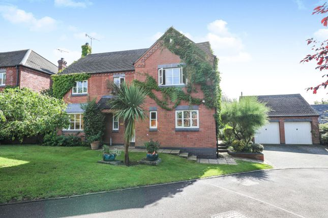 Thumbnail Detached house for sale in The Green, Lubenham