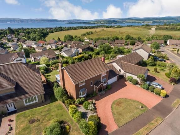 Thumbnail Detached house for sale in Kennedy Drive, Helensburgh, Argyll And Bute