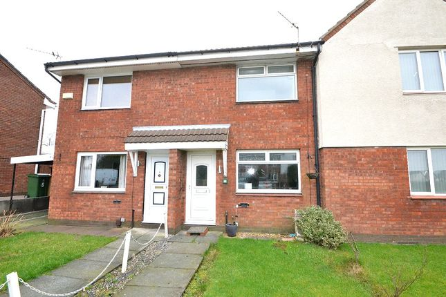 Thumbnail Town house to rent in Westbury Close, Westhoughton