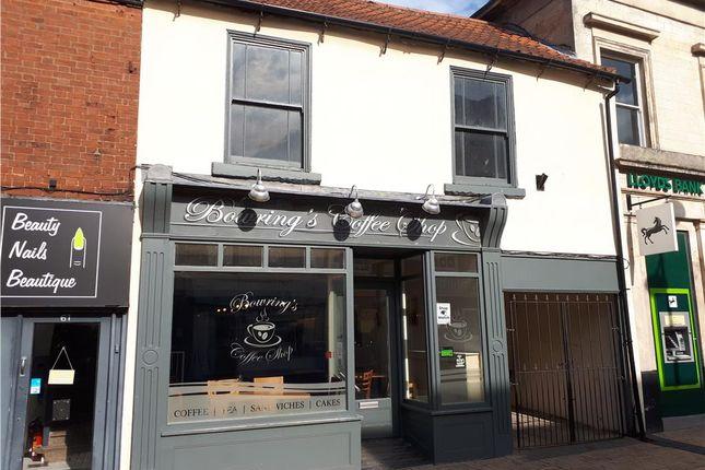 Thumbnail Retail premises for sale in 63 Bridge Street, Worksop, Nottinghamshire