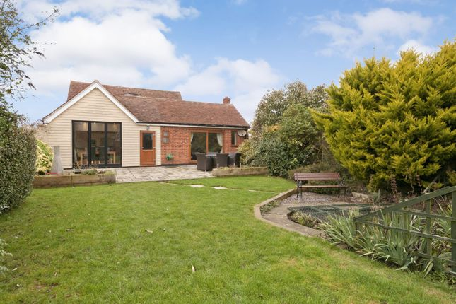 Thumbnail Detached bungalow for sale in Tally Ho Road, Shadoxhurst, Ashford