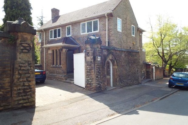 Thumbnail Detached house to rent in Redcliffe Road, Nottingham