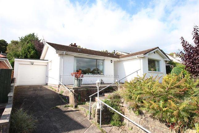 Thumbnail Detached bungalow for sale in Heol Brynteg, Ystrad Mynach, Hengoed