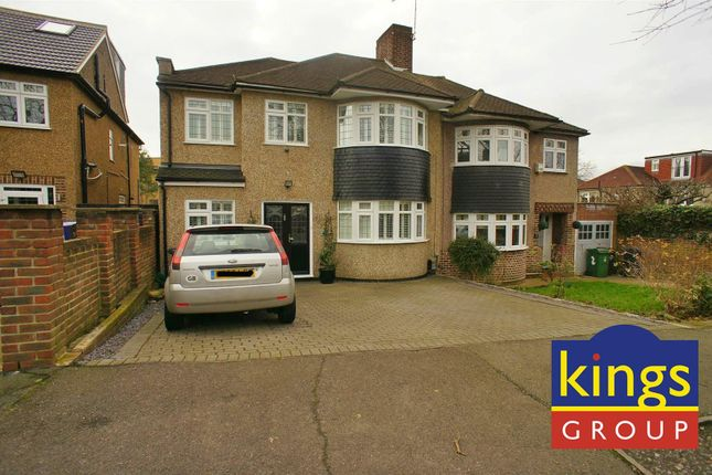 Thumbnail Semi-detached house for sale in Harford Road, London