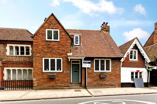 Thumbnail Terraced house for sale in Hyde Street, Winchester, Hampshire