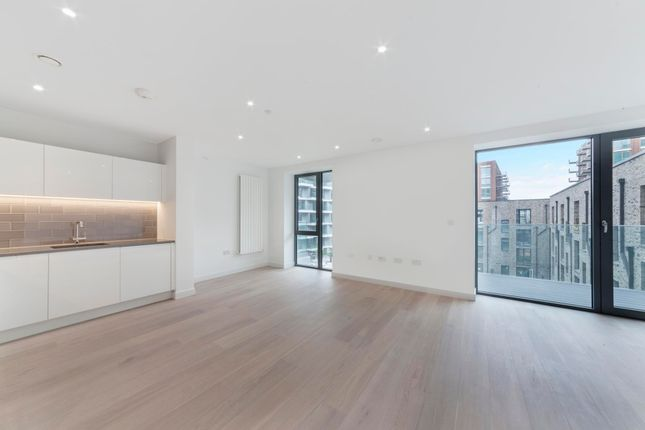 Thumbnail Studio to rent in Flotilla House, Royal Wharf, London