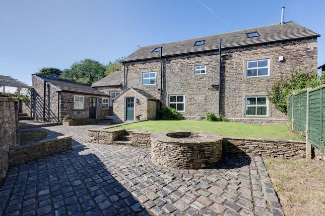 Thumbnail Detached house for sale in Cartledge Lane, Holmesfield, Dronfield