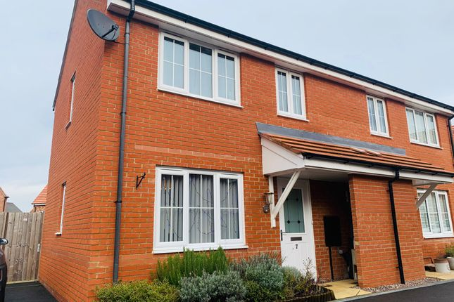 2 bed property to rent in Summerhill Place, Market Harborough LE16