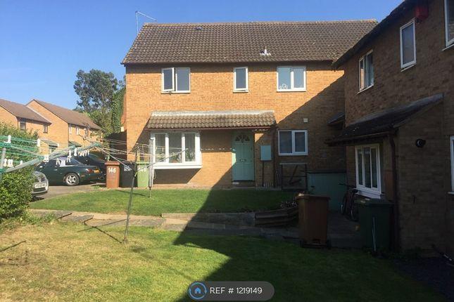 2 bed terraced house to rent in Senwick Drive, Wellingborough NN8