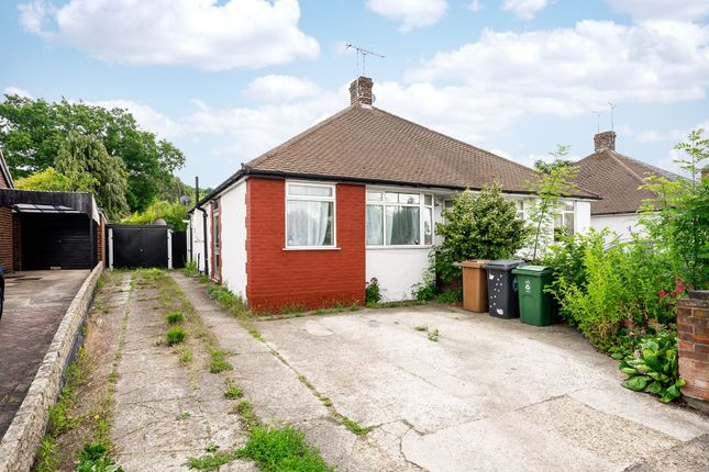 Thumbnail Bungalow for sale in Drysdale Avenue, Chingford