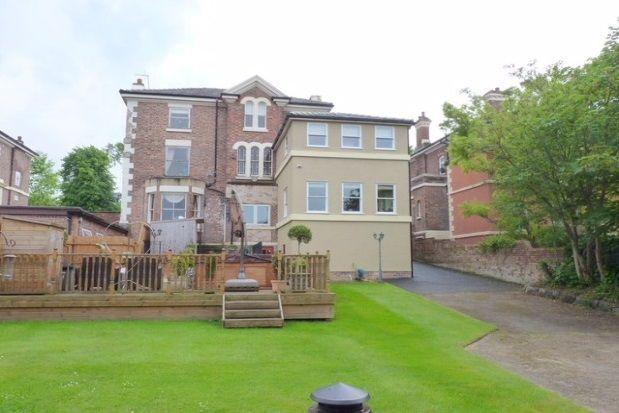 Thumbnail Detached house to rent in Shrewsbury House, Shrewsbury Road, Oxton
