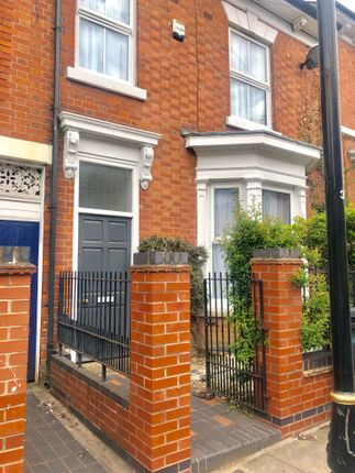 Front Of House of Hobart Street, Leicester LE2