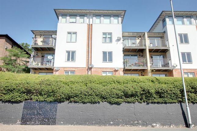 Thumbnail Flat for sale in Telegraph Lane East, Norwich