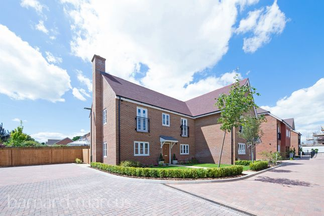 Thumbnail 3 bed semi-detached house for sale in The Ecclestone, Tadworth Gardens, Tadworth