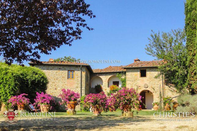 Thumbnail Farmhouse for sale in Figline E Incisa Valdarno, Tuscany, Italy